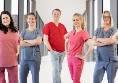 Team Praxisklinik am Rosengarten | Dr. Spanholtz